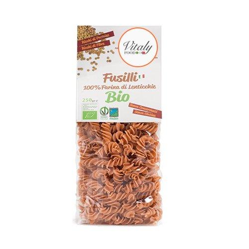 Vitaly Fusilli bio lenticchie