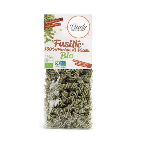 Vitaly Fusilli bio piselli