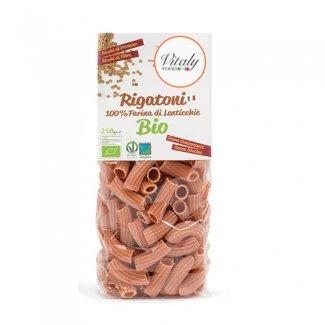 Vitaly Rigatoni bio lenticchie