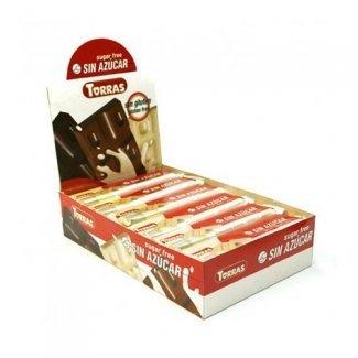 Box Barrette 30g Cioccolato Bianco