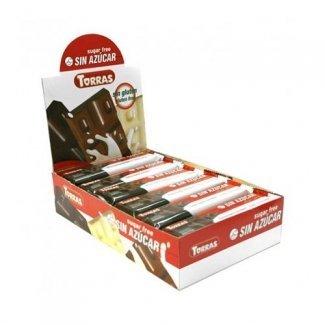 Box Barrette 30g Cioccolato Fondente