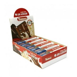 Box Barrette 30g Cioccolato al Latte