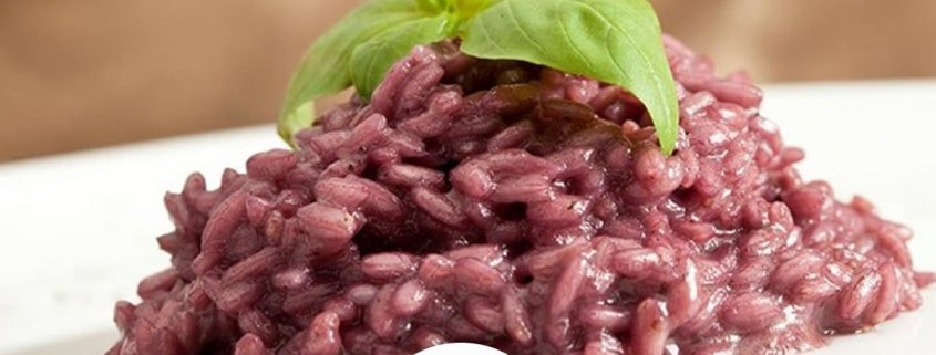 Risotto all'amarone, vitaly food